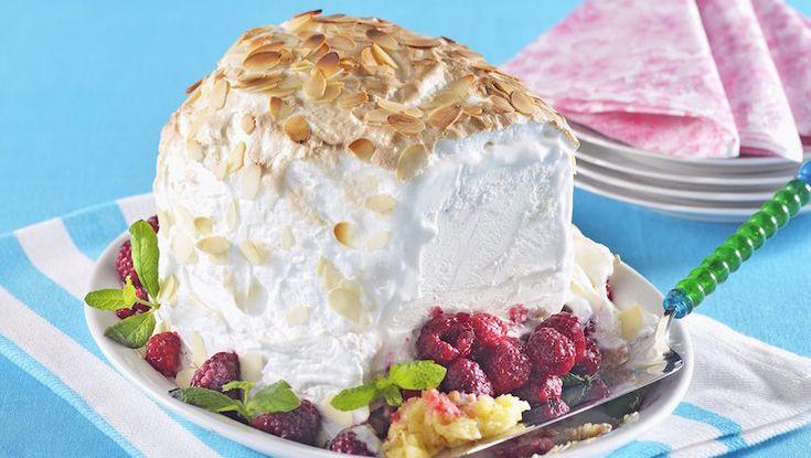 Glutenfri retrorätt  – glass i ugn