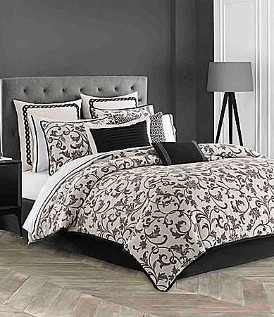 Wedgwood Acanthus Comforter Set Dillards Home Sweet