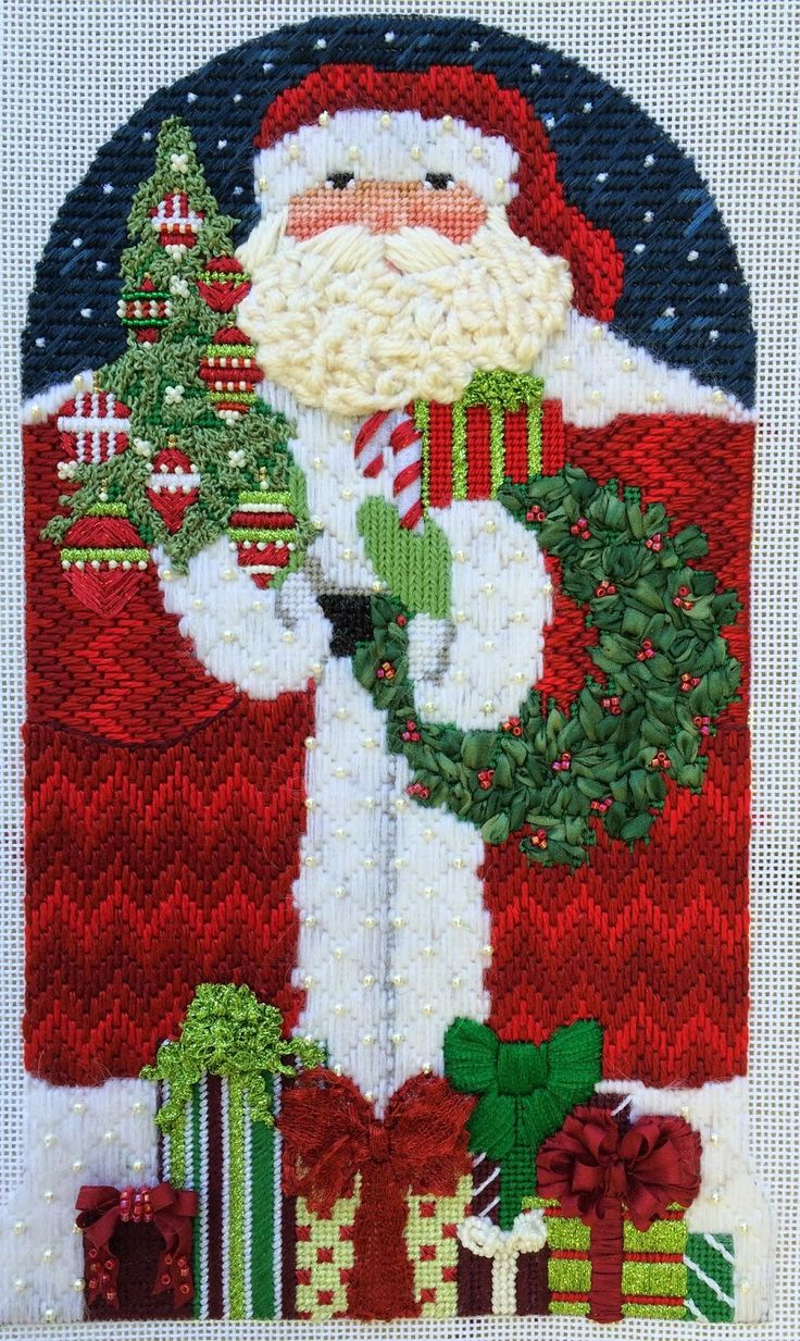 Patricia Sone Needlepoint: Gallery of Stitched Pieces