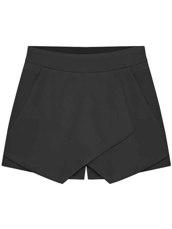 Shorts casual moda-negro 13.60