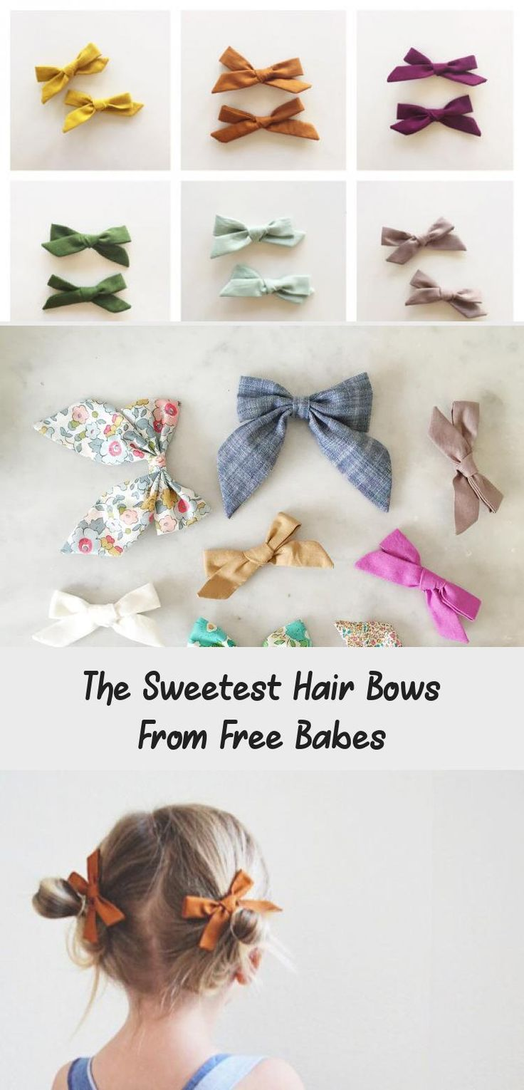 Click to shop handcrafted hair bows by Wunderkin Co. The perfect hair bow to embolden your baby, toddler or little girl and her free spirited style. Handmade by moms in the USA and guaranteed for life. #babyhairstylesEdges #babyhairstylesBaptism #Cutebabyhairstyles #babyhairstylesStepByStep #Newbornbabyhairstyles