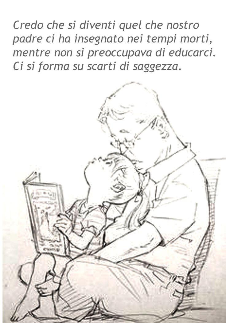#papà #frasi #festa #aforismi #famiglia
