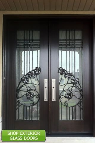 Modern Exterior Sliding Glass Doors | Exterior Glass Doors On Glass Doors  Are Durable Enough For Part 46