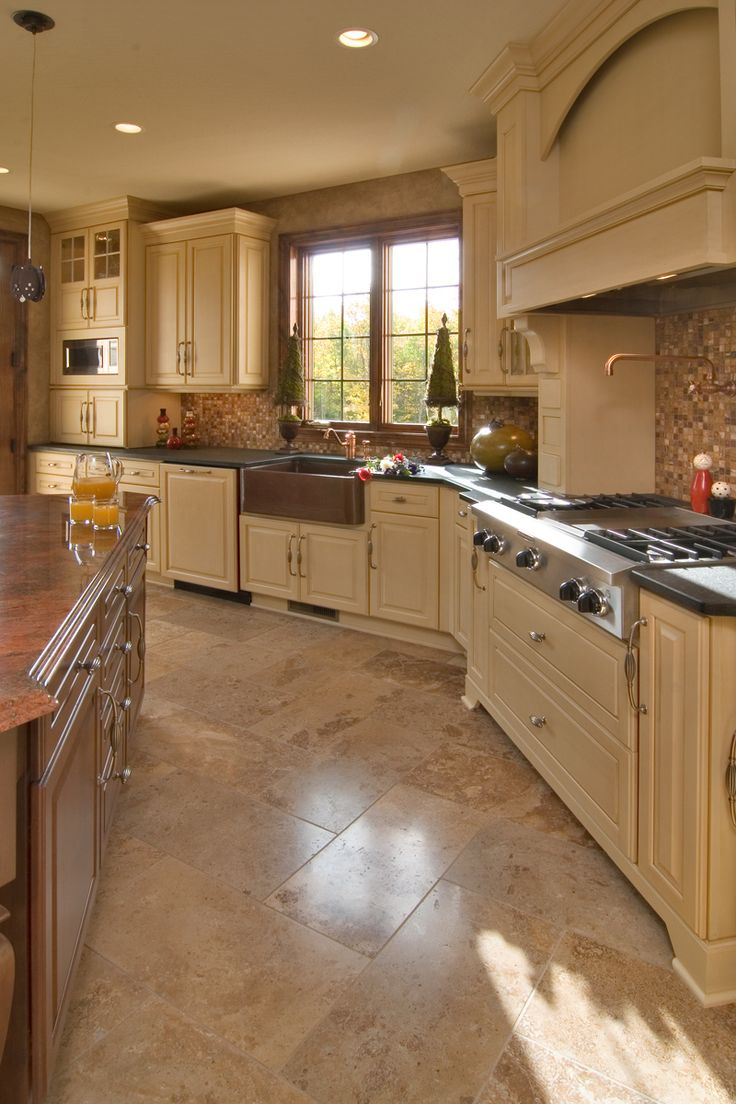 Arts and Crafts House Plan Kitchen Photo
