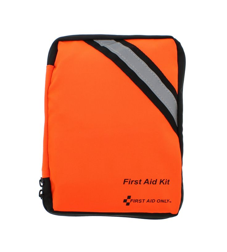 First Aid Only FAO-440 Outdoor First Aid Kit, 205 Piece, Fabric Case
