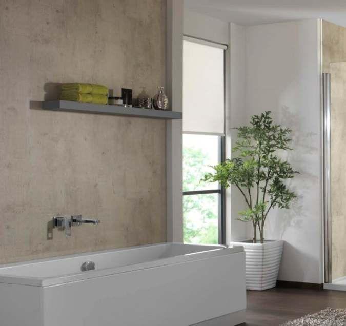Urban Concrete - Showerwall Panelling
