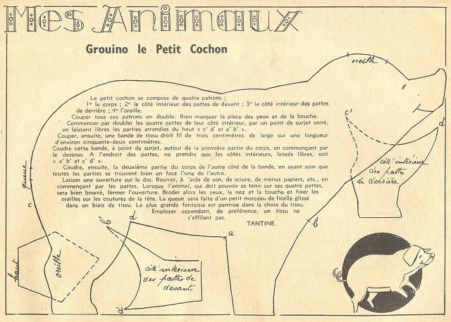 Grouino le cochon by pilllpat (agence eureka), via Flickr