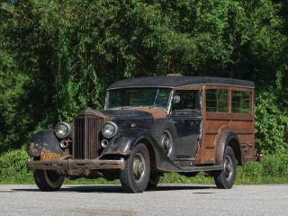 Packard Super Eight Hunting Car – 1934