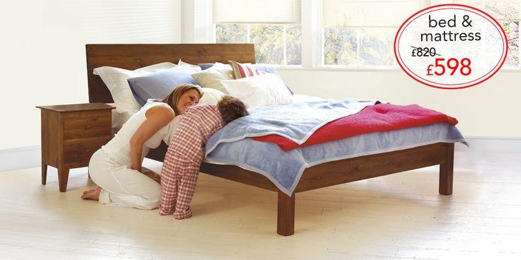Sunday bed & mattress