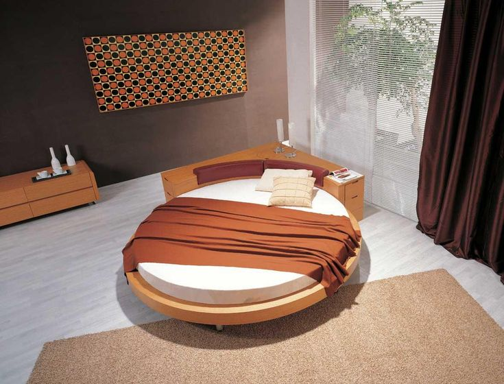 Zen Round Bed Part 35