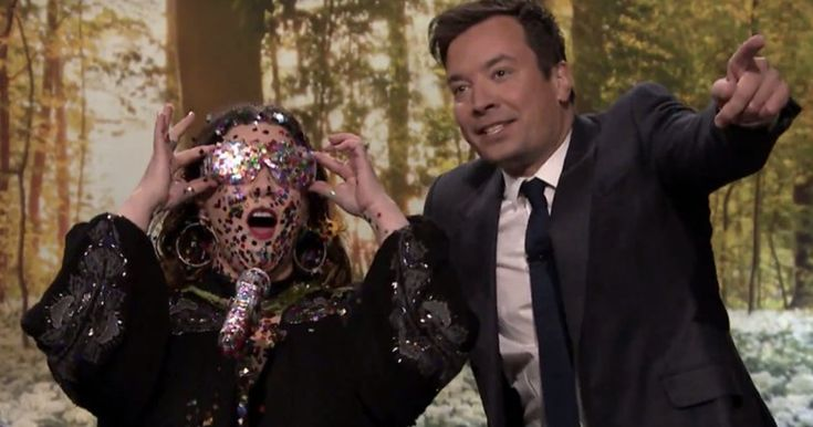 Melissa McCarthy Just Crushed Jimmy Fallon in a Lip Sync Battle for the Ages via @PureWow