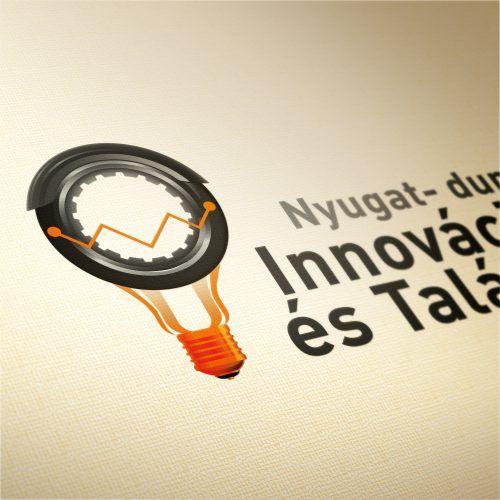 Nyugat -dunántúli Innovációs Kiállítás és Találmányi Vásár logója