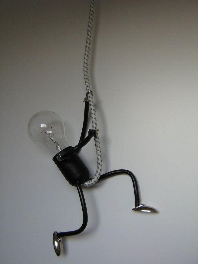 Lamp Lampje, uniek en sfeervol handgemaakt design - Foto's KlimLampje