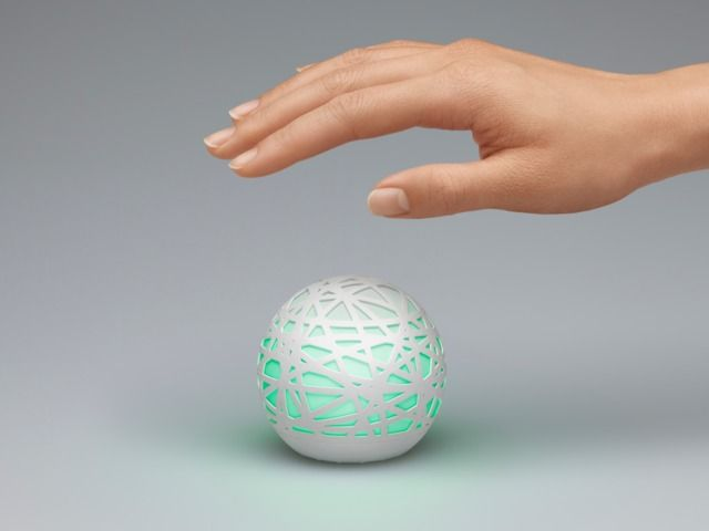 Sense Sleep Tracker -  System that tracks your sleep behavior, monitors your bedroom environment, and reinvents the alarm.