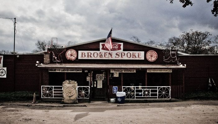 One of the last original Texas dance halls, The Broken Spoke has endured for over 50 years. This is a story about the people who make it special.