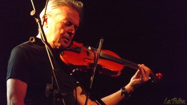 "Mauro Pagani, For two years the artistic director of the concert ""Notte della Taranta"".   Mauro Pagani, per due anni direttore artistico della Notte della Taranta"