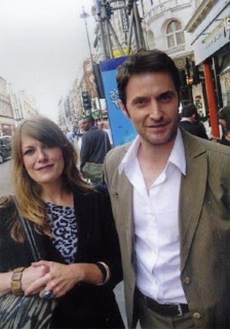 Who is richard armitage dating