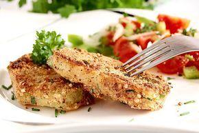 Kohlrabi in Parmesan-Kräuter-Panade, ein schmackhaftes Rezept aus der Kategorie Braten. Bewertungen: 25. Durchschnitt: Ø 4,3.