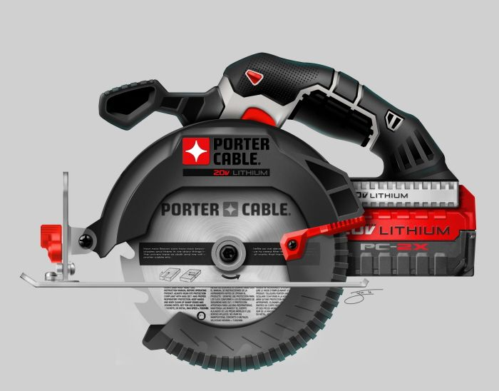 Porter Cable Work by Tylan Tschopp at Coroflot.com