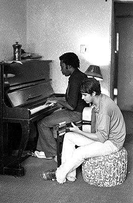 Lo Borges and Milton Nascimento