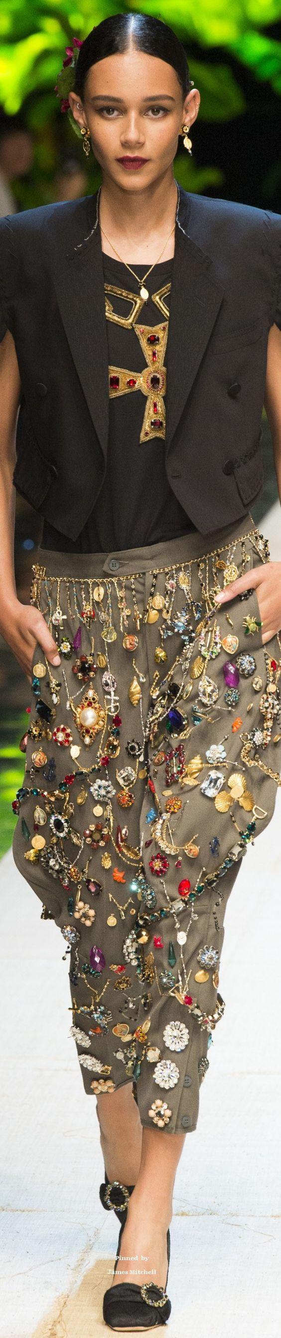 Dolce & Gabbana Spring 2017 Couture