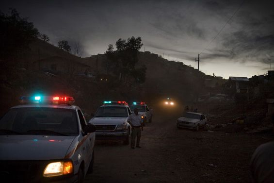 David Rochkind Documents The War Against The Mexican Drug Cartels