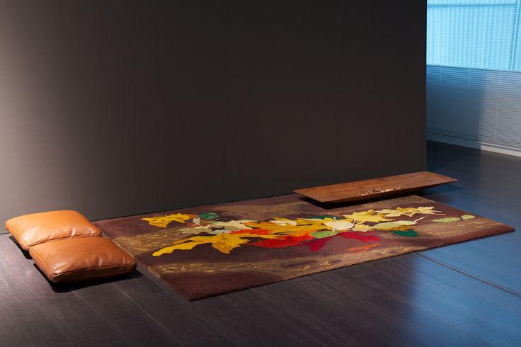 Tappeti personalizzati decorati - Silvia Di Piazza