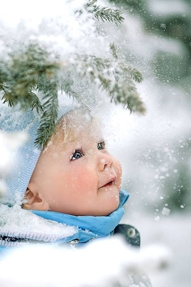 Winter - through the eyes of a child