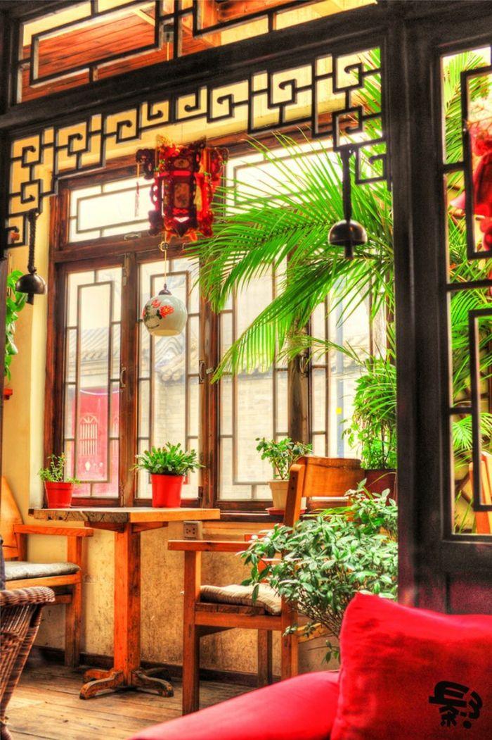 17 meilleures id es propos de chambre asiatique sur pinterest d corations asiatiques. Black Bedroom Furniture Sets. Home Design Ideas