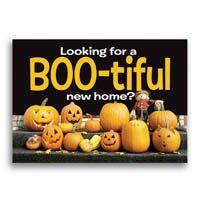 Wishing you a BOO-TIFUL and WOO-NDERFUL Halloween full of treats!  The real esta…