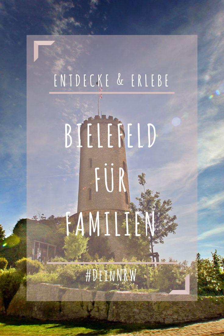 Unsere Familientipps für Bielefeld: Im Kletterpark, beim Burgbesuch Tiere streicheln im Heimat-Tierpark wird Kindern garantiert nicht langweilig. © Bielefeld Marketing GmbH