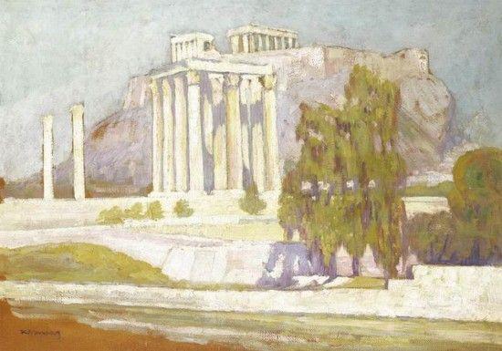 Konstantinos Maleas, Acropolis
