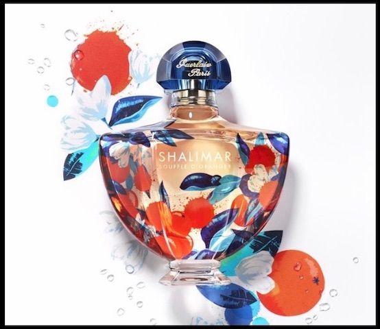 Shalimar D'oranger Parfum Eau De Souffle Parfums Guerlain shrQCdBxt