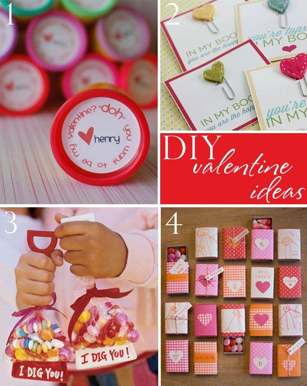 10 DIY Valentine ideas