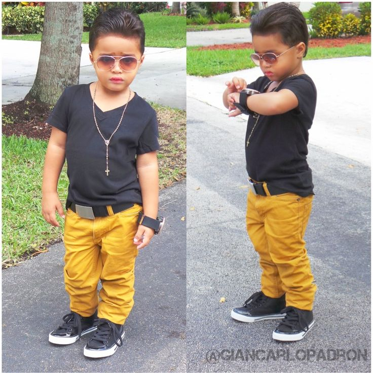Kid Swag Baby Swag Baby Got Style Beautiful Children