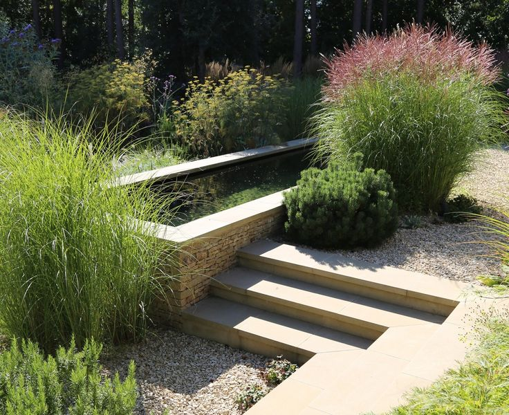 384 Best Images About Contemporary Garden Design On Pinterest