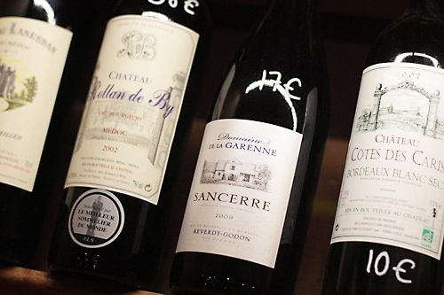 France makes 23% of the wine in the world and with 150,000 wineries (versus, say, 1600 in California) the options are to discover the next delicious bottle are endless.