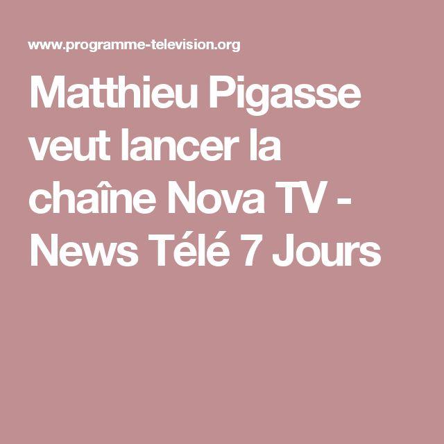 Matthieu Pigasse veut lancer la chaîne Nova TV - News Télé 7 Jours