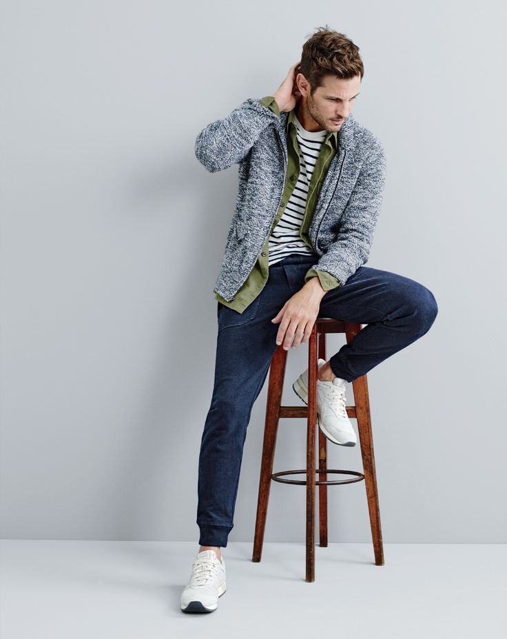 J Crew Revisits Classic Style Options For Spring Moda Masculina