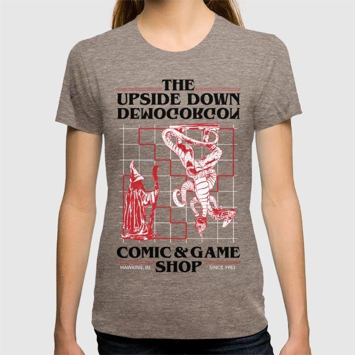 The Upside Down Demogorgon Game Shop - $24 - Stranger Things Gift Ideas!