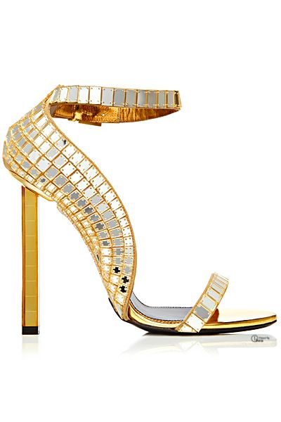 Tom Ford ● SS 2014   #fashion #heels #shoes