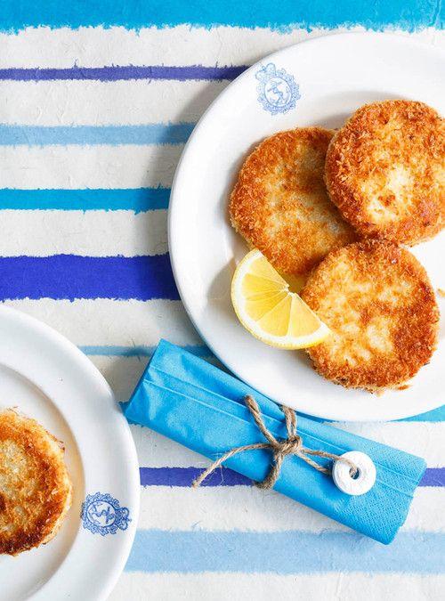 Croquettes de poisson Recettes | Ricardo Plusieurs liens de recettes pour cuisiner avec les enfants.  200 recettes à faire avec les enfants!