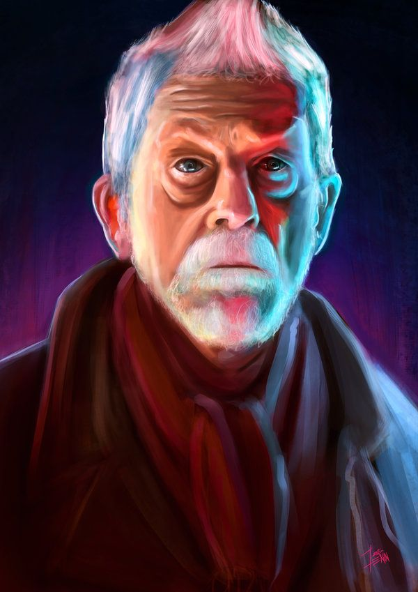 Doctor Who - The War Doctor by 13nin on DeviantArt