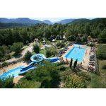 Le couriou, camping Frankrijk Drôme met zwembad en 15 min van rivier