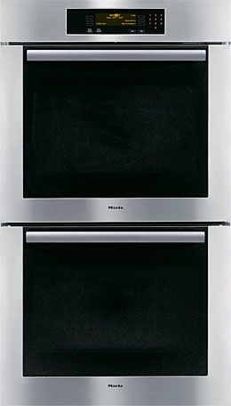 Miele Masterchef Oven with Double Rotisserie