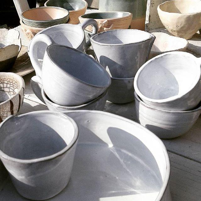 #ninaceramica #ceramics #white #bowl