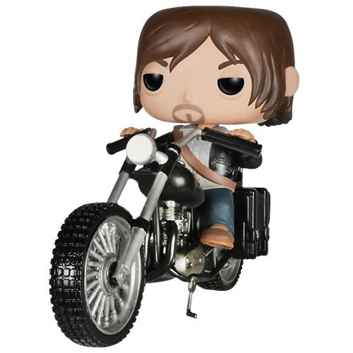Collection The Walking Dead - Funko Pop