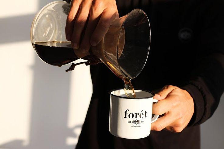 Slow Coffee At Forét Cph