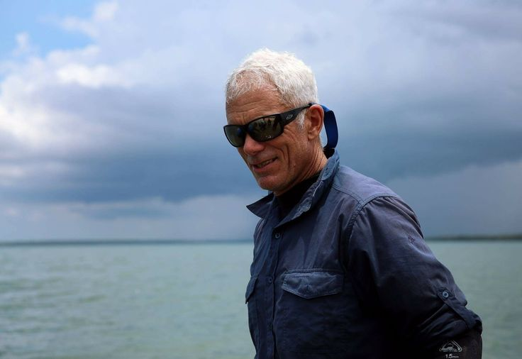 River Monsters with Jeremy Wade