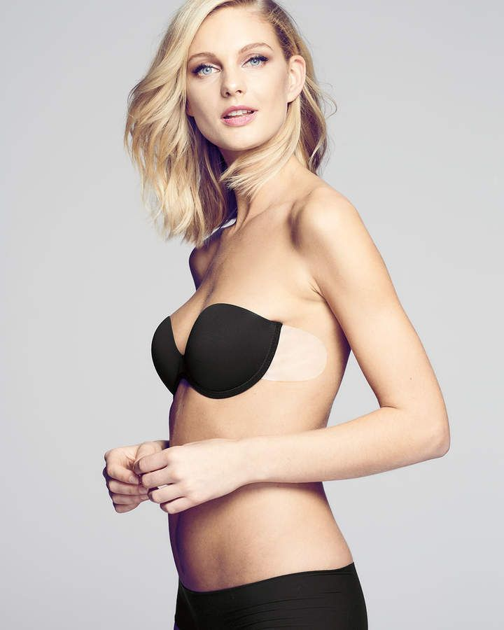 866c8691ea Fashion Forms Go Bare Backless Strapless Push-Up Bra  Bare Forms ...